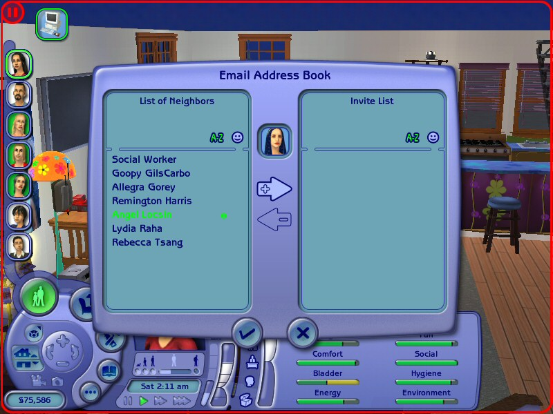 Download sims 1 hacked items