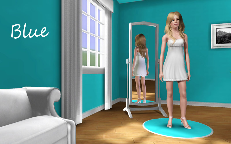 Mod the sims nine cas screens for Sims 3 spielideen