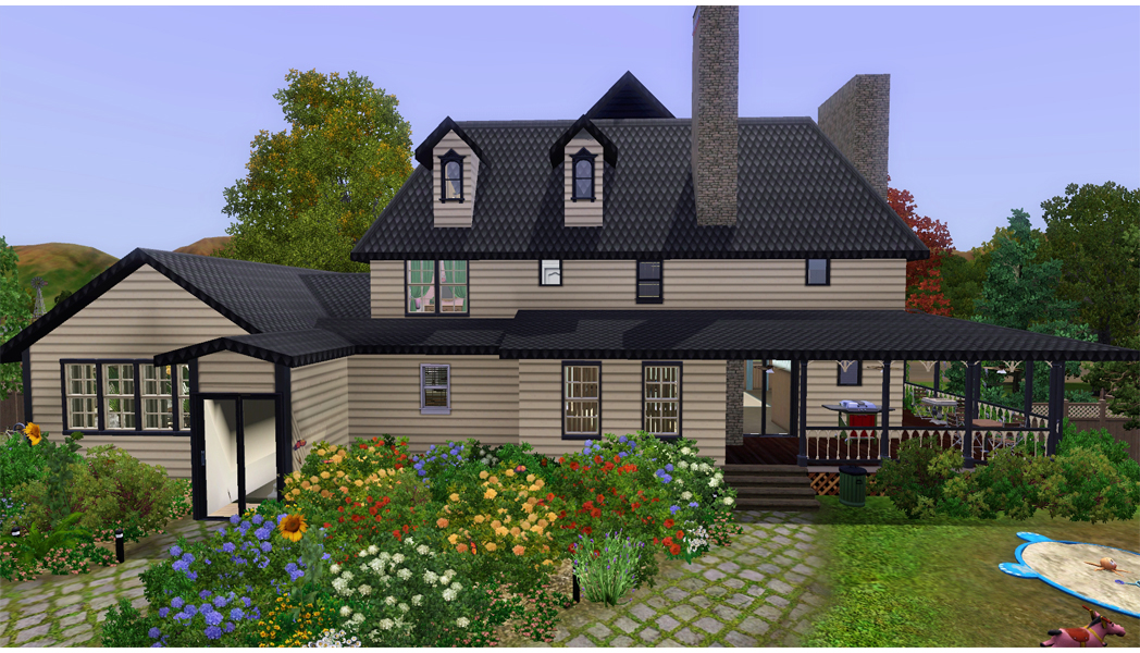 mod the sims the legacy house