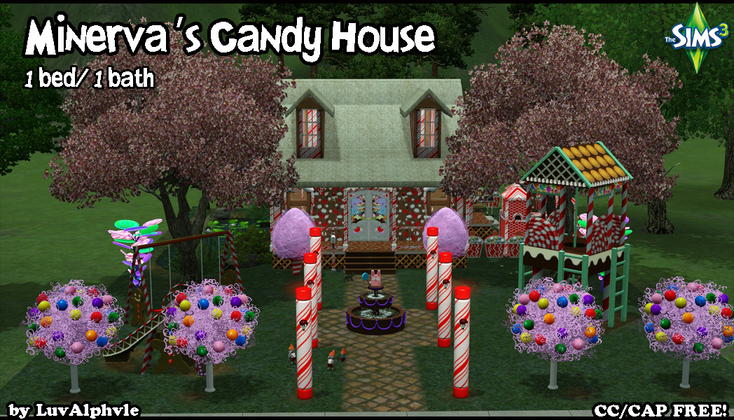 Mod The Sims - Minerva's Candy House