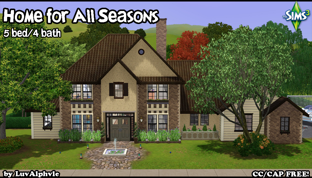 x Mod The Sims Home for