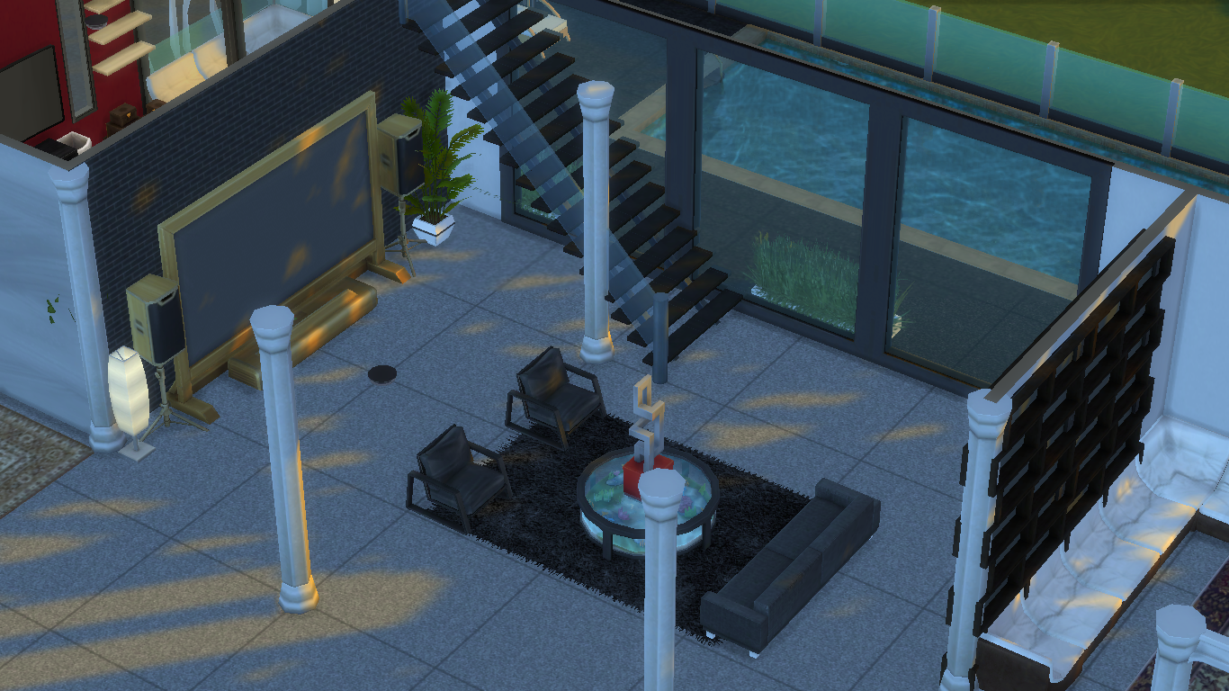 Mod The Sims - 365 Mount Olympus Drive