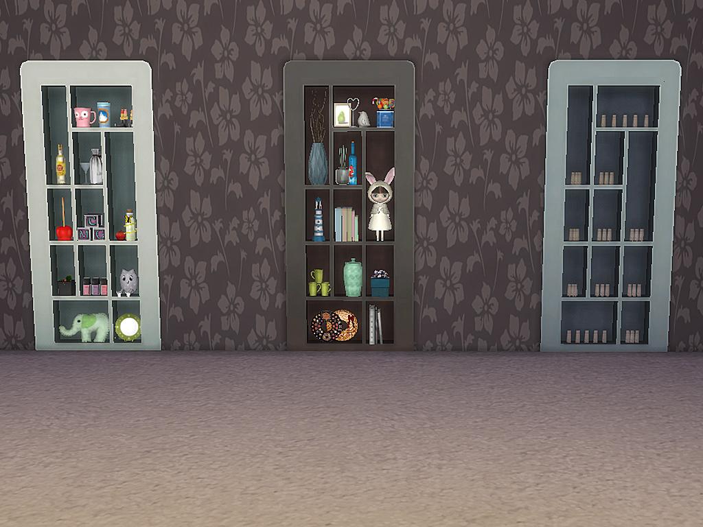 Hidden door wallpaper
