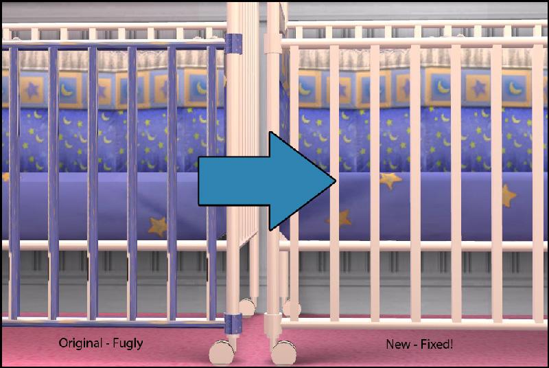 Mod The Sims Inspiration Base Game Nursery Items Take