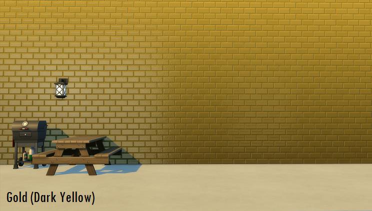 Mod The Sims Gristle Glue Tiles Recolour Dark