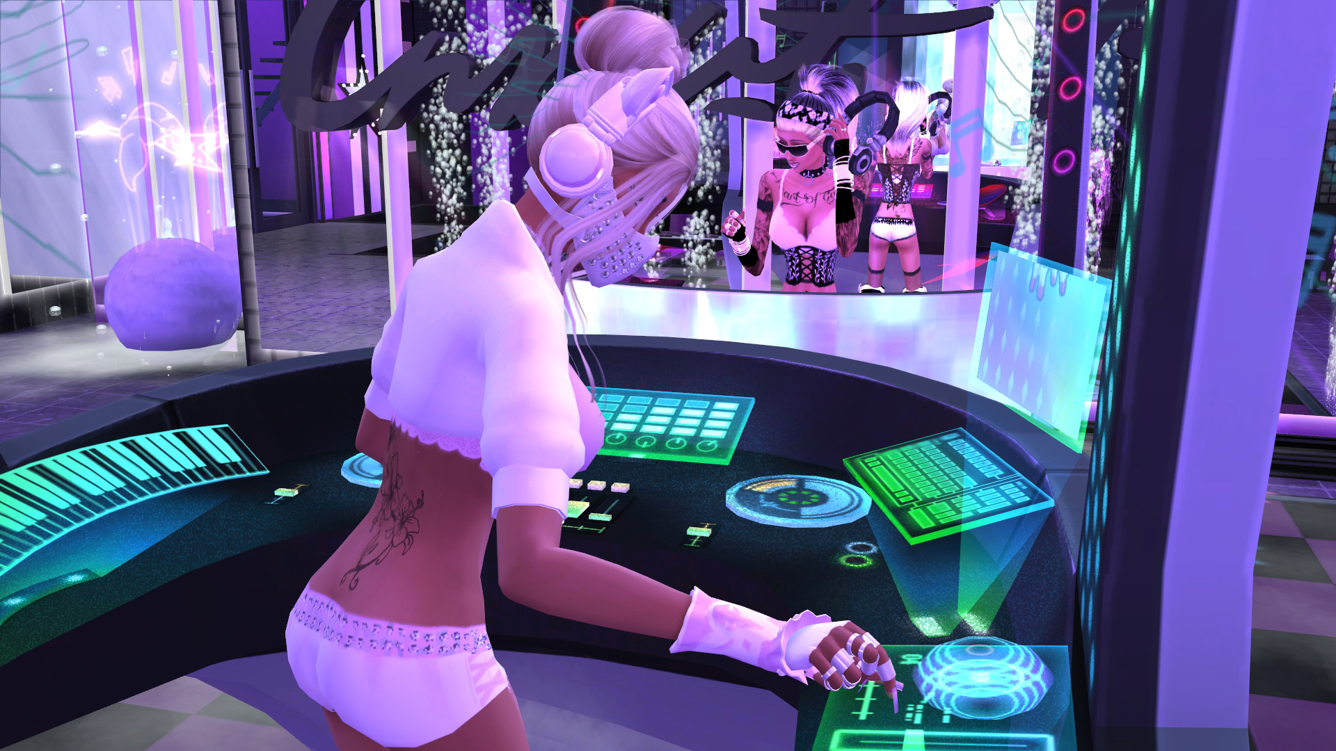 Mod The Sims - Hire More DJs & Bartenders