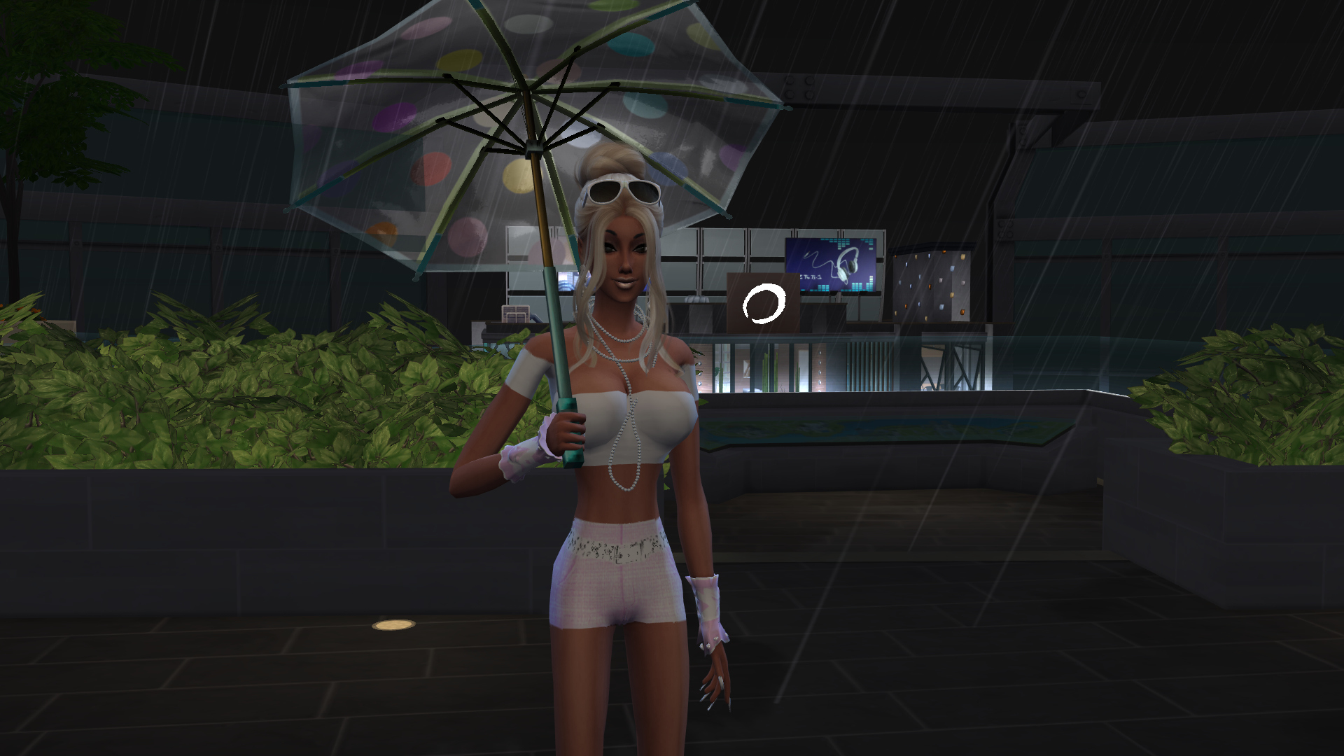 Mod The Sims - No Rain Outfits