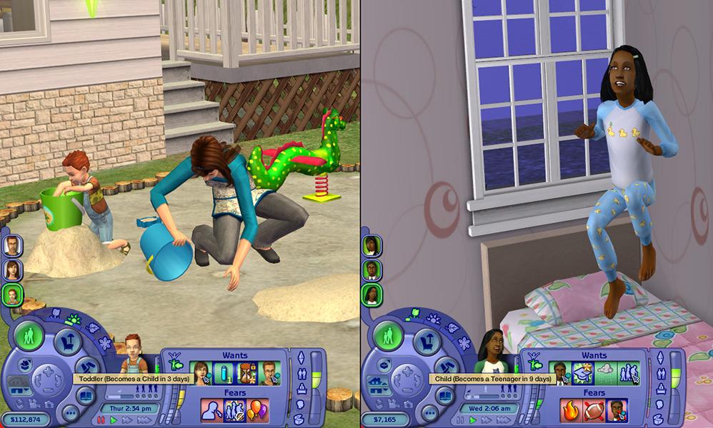 Sims 2 Time Mod