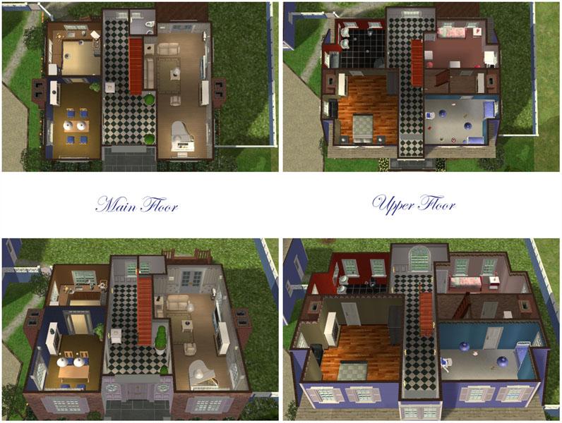 Mod The Sims 4354 Wisteria Lane