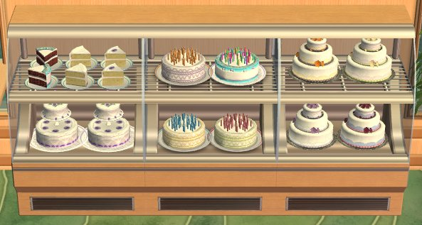 how to bake a wedding cake sims 3 mod the sims celebration amp custom cakes can be placed in 15579