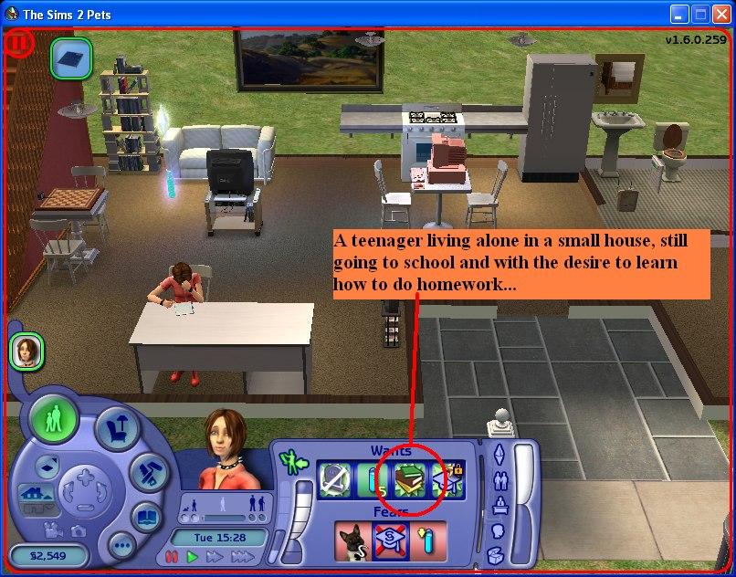 Where to buy homework sims 4