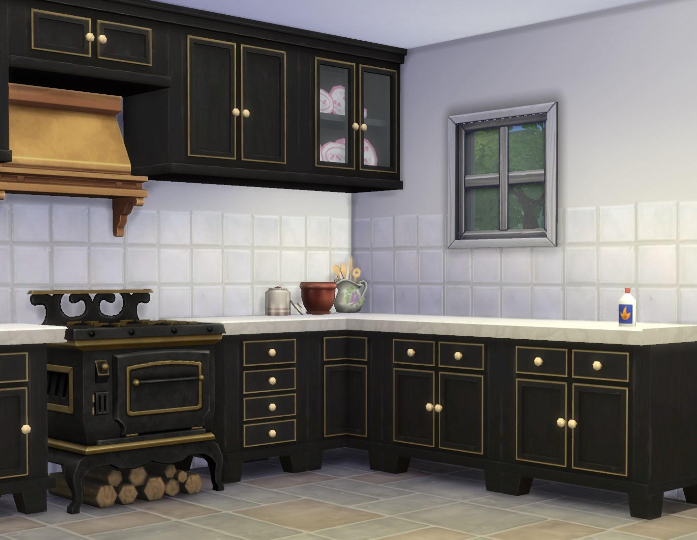 Mod The Sims - Country Kitchen