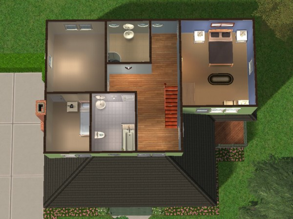 Mod The Sims Desperate Housewives Scavo House