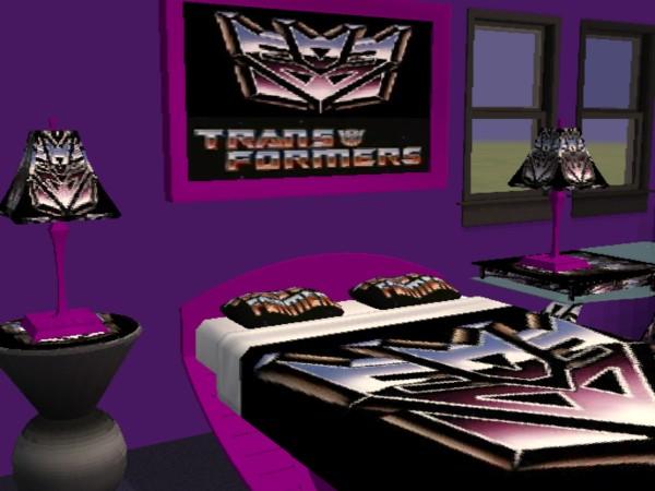 Decepticon Bedroom Set Requested