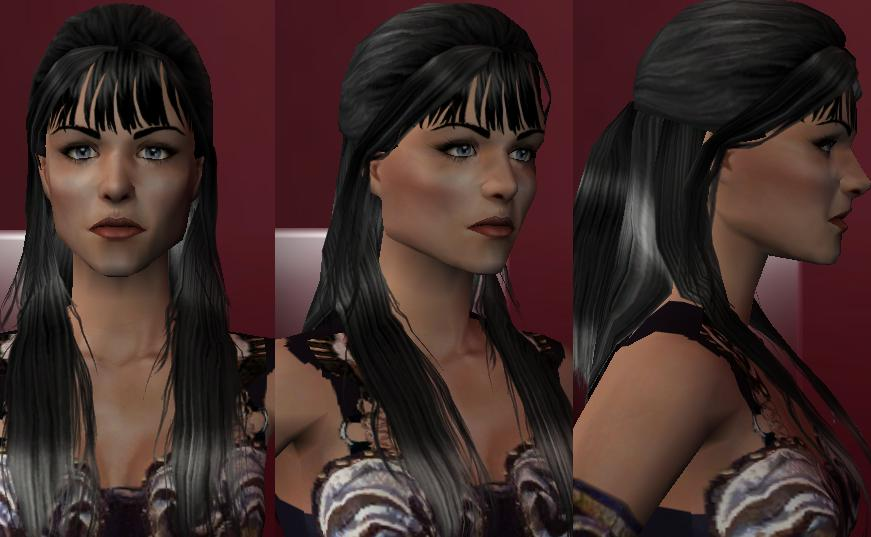Mod The Sims - Xena - Warrior Princess