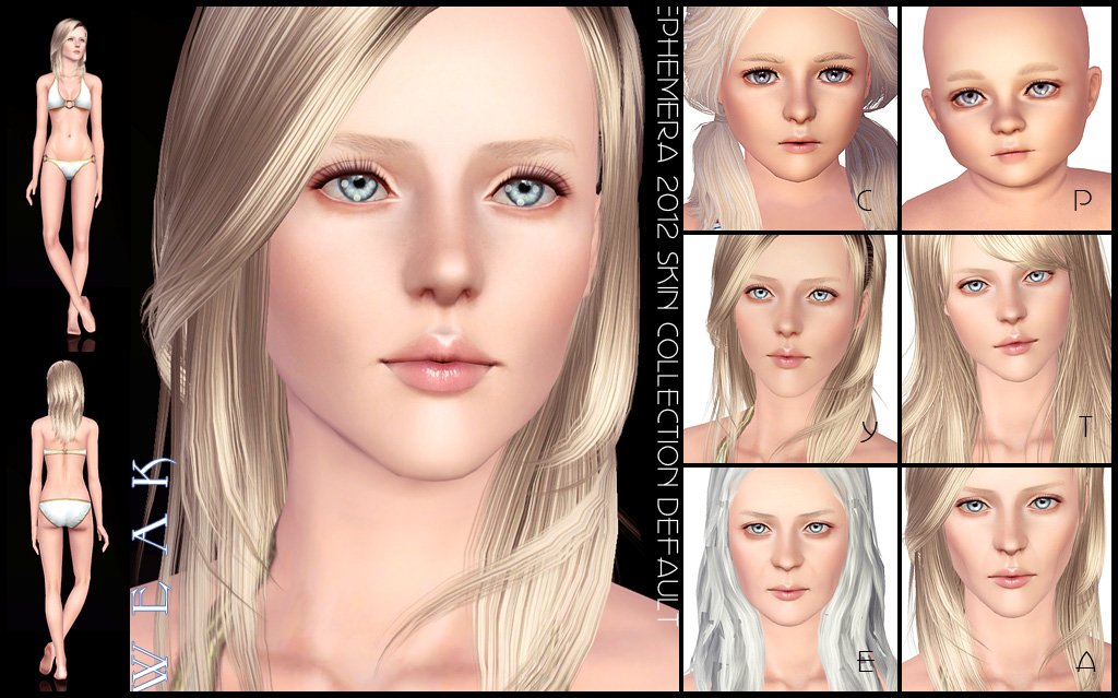 Sims 4 Best Default Skin