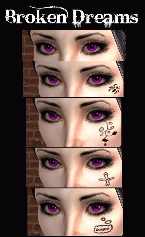 ... Goth Makeup Games. X