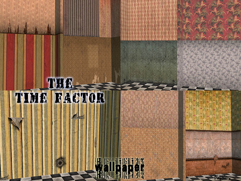 Mod The Sims The Time Factor Walls