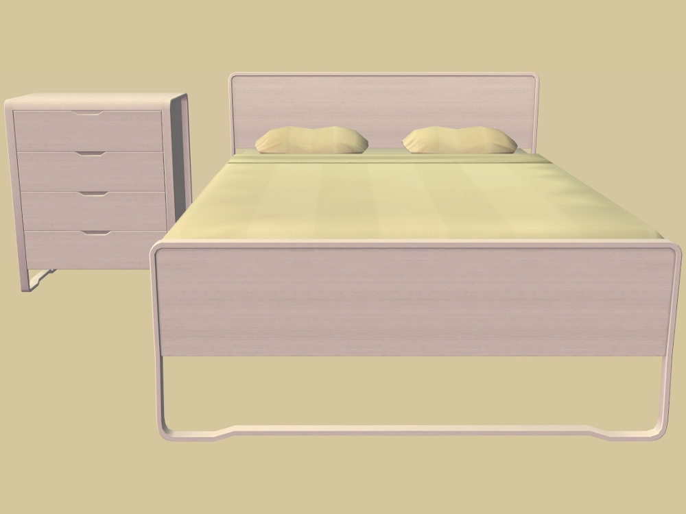 Ikea anes Bed Manual