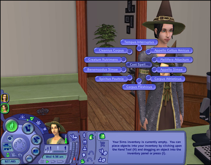 Sims 3 Book Of Spells