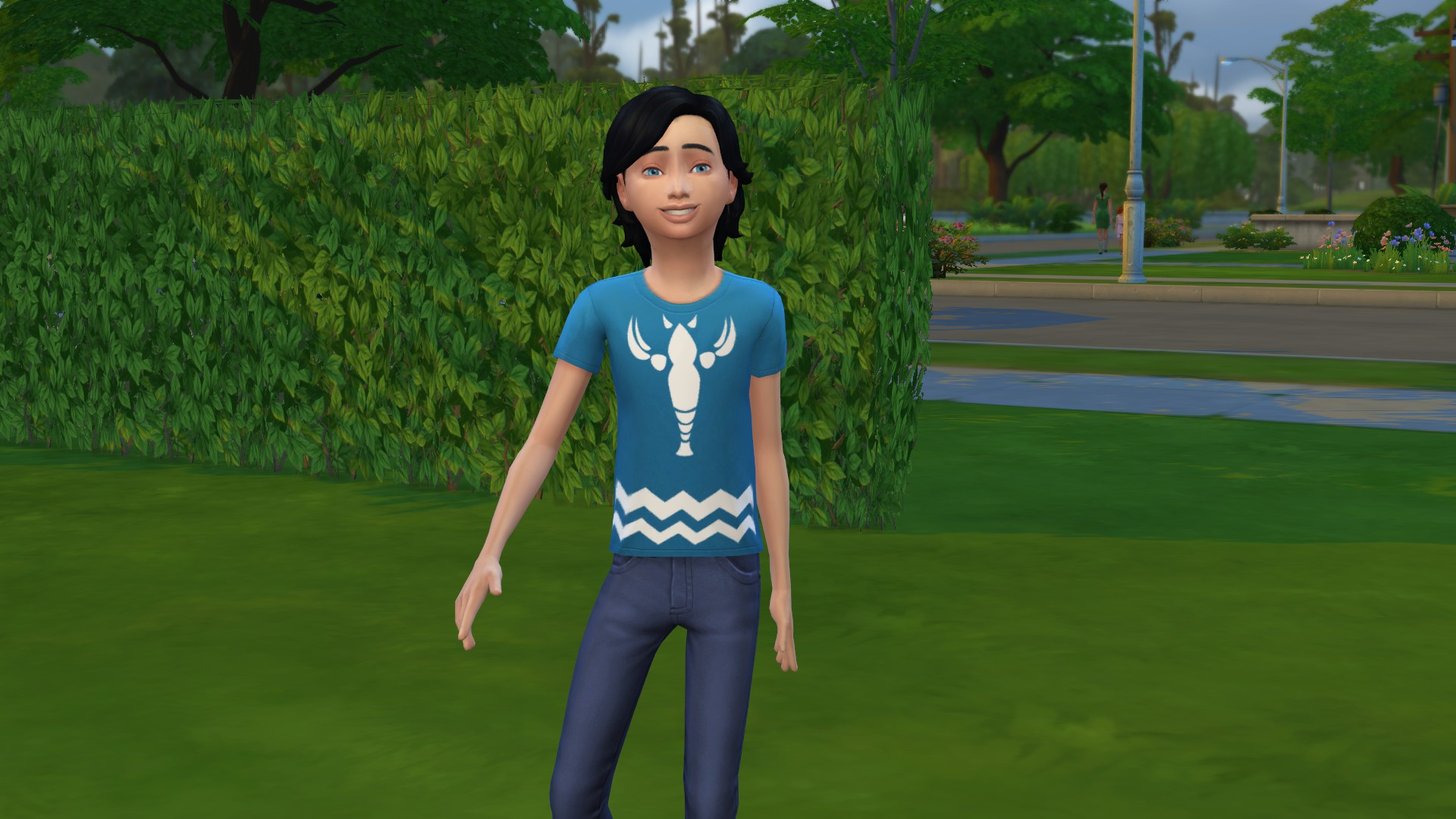 Mod The Sims - Two Legend of Zelda Shirts for Children