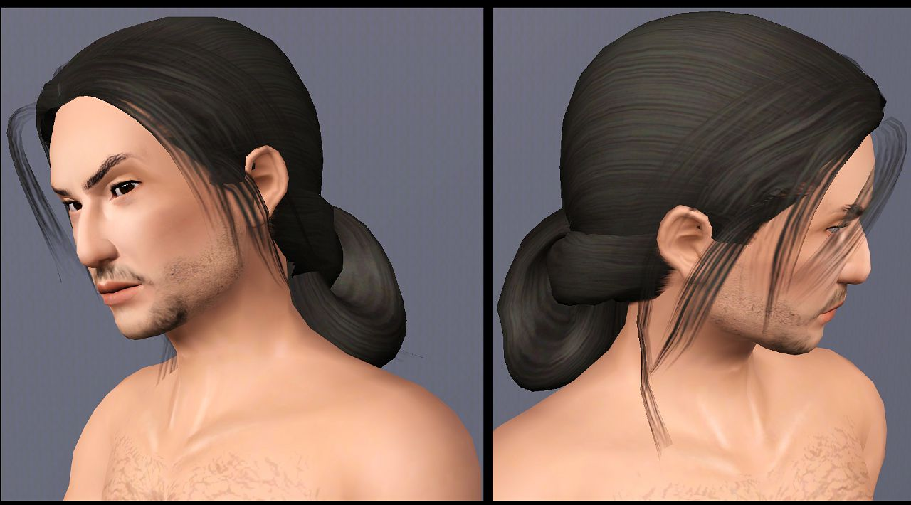 long hair tied up styles mod the sims two historical asian inspired 8802 | MTS Arisuka 1338517 TiedUpMHairs2
