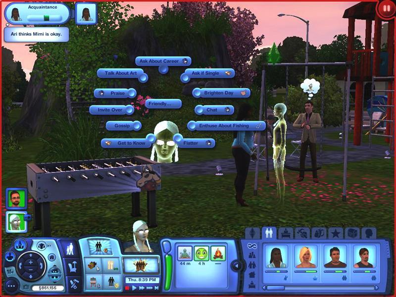 Sims 3 Sex Mod