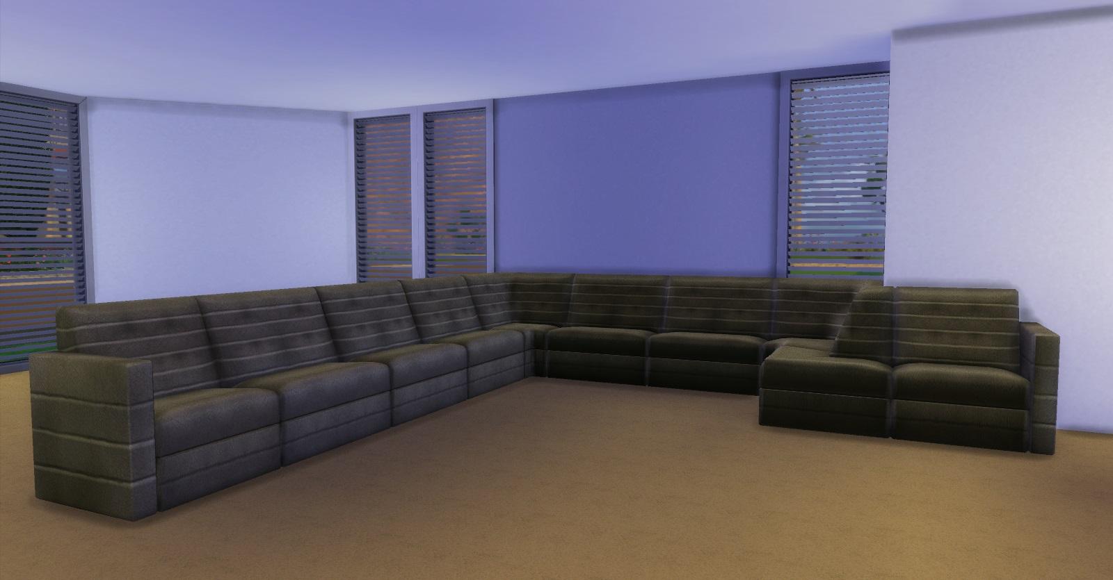 How To Make A Sectional Sofa On Sims 4 Okaycreationsnet
