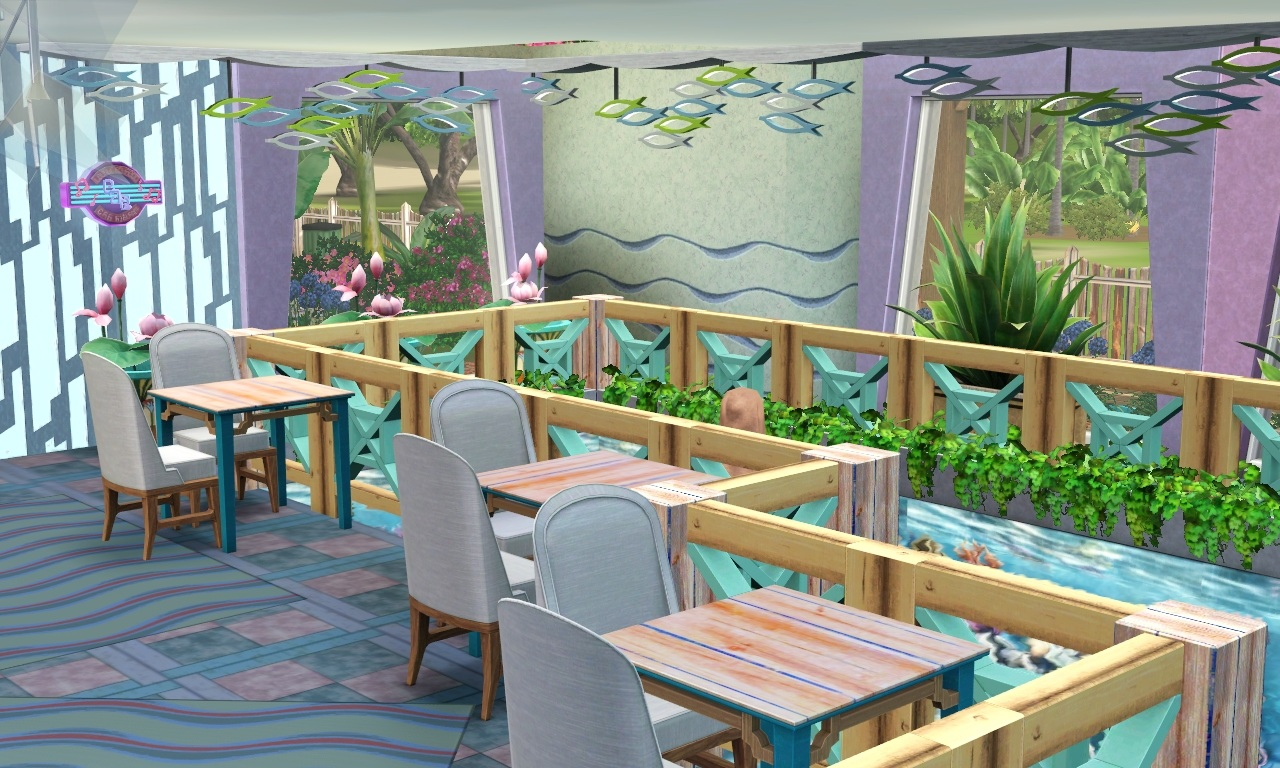 Mod The Sims Seafood Restaurant