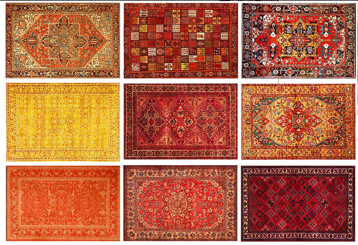 Mod The Sims Persian Rug Collection