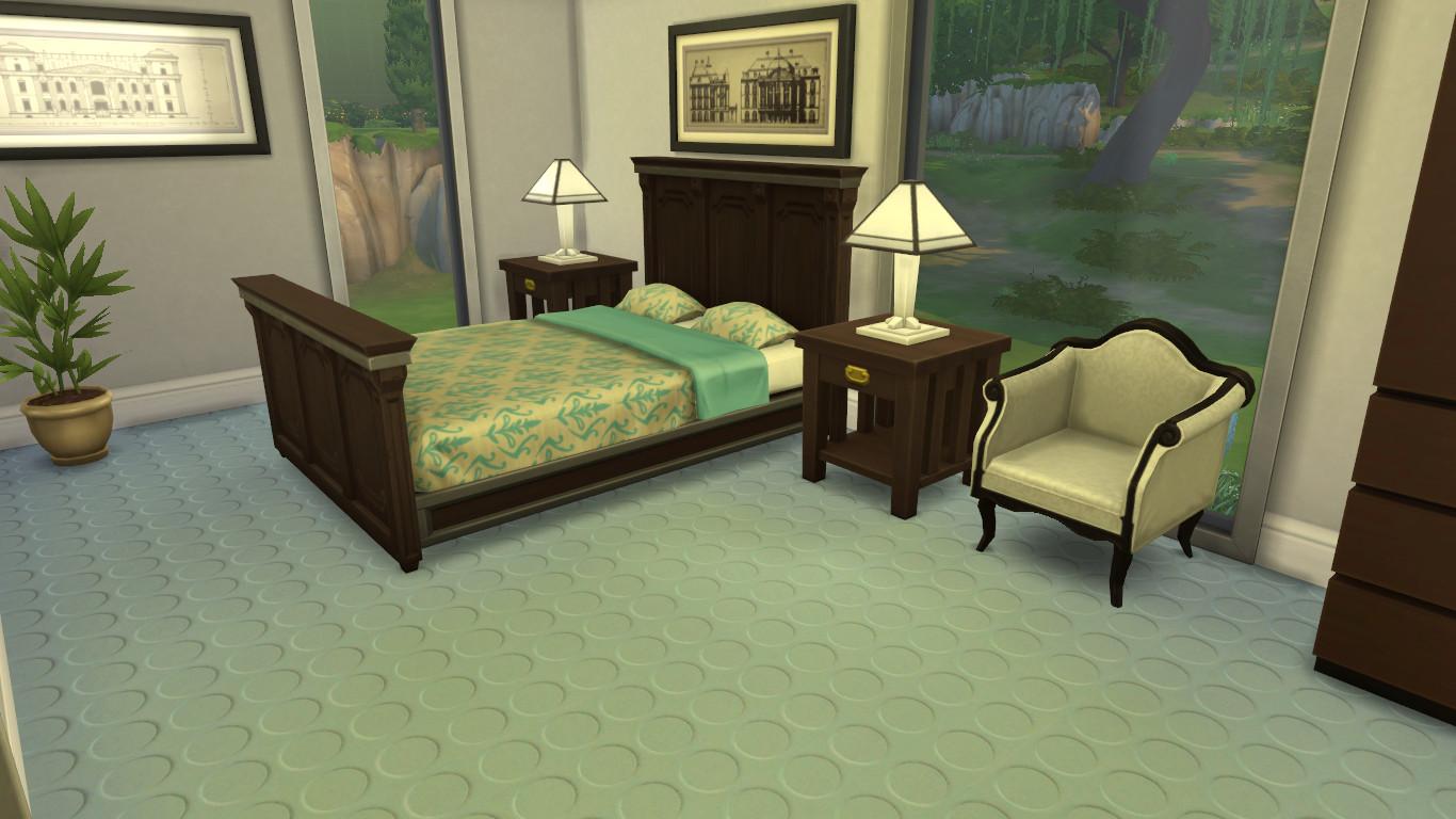 Mod The Sims - Durable Rubber Floor Tiles