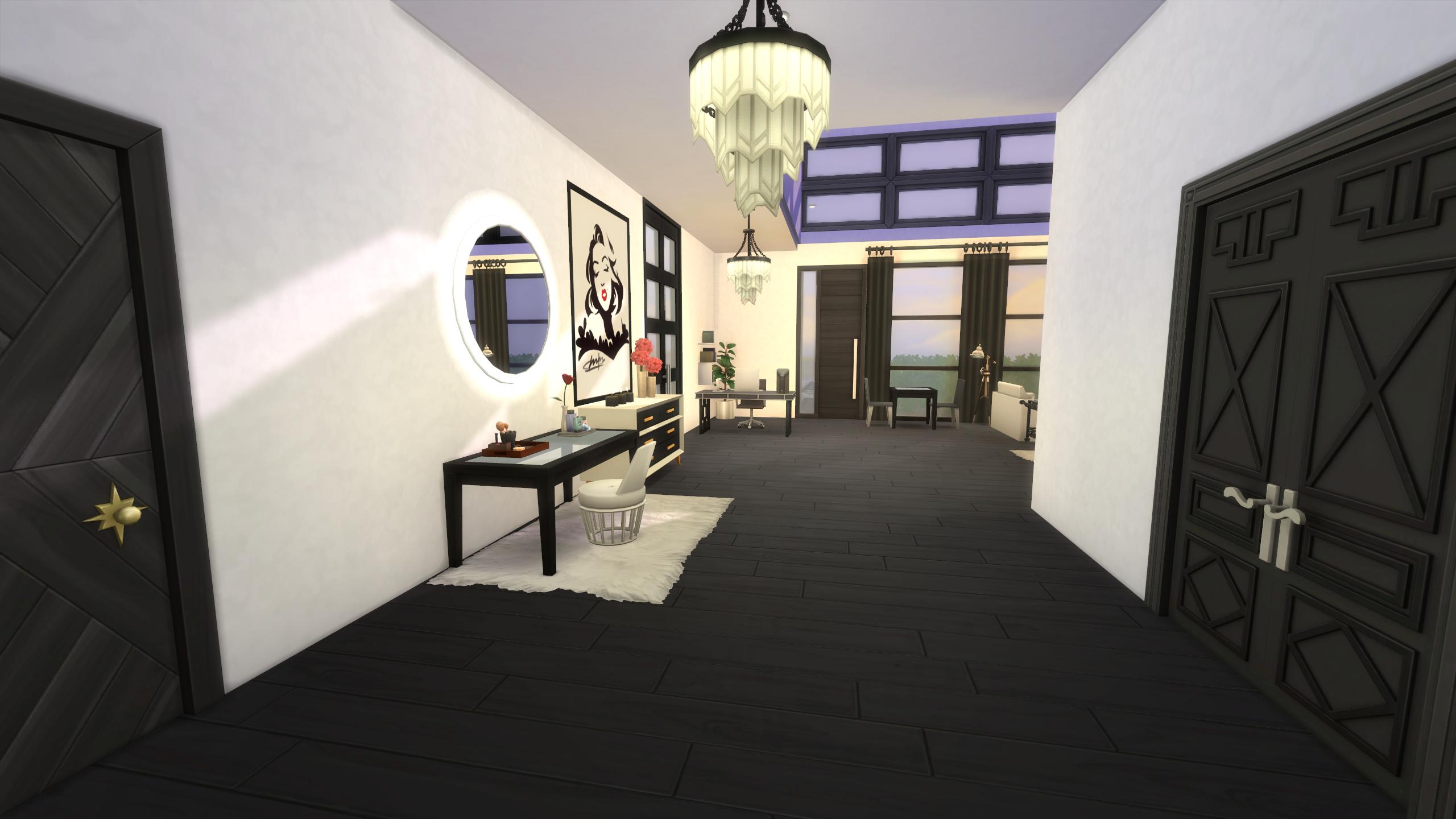 Mod The Sims Nocc Modern Mogul Mansion