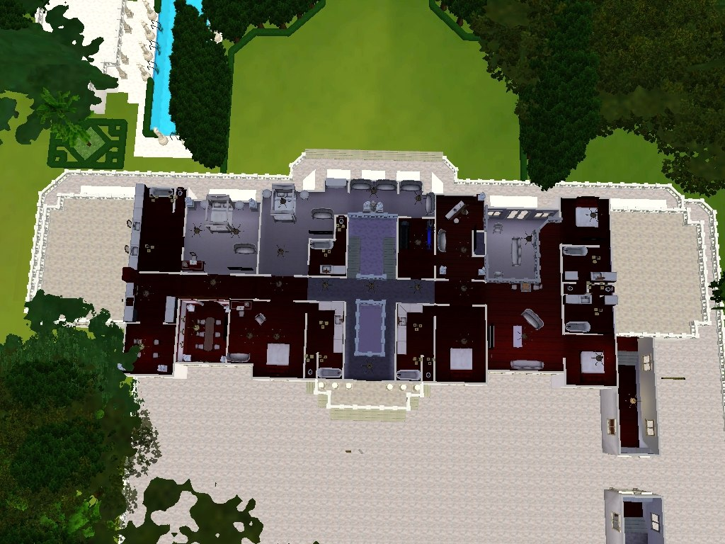 29 Artistic Floor Plans Of Mansions what is interior design