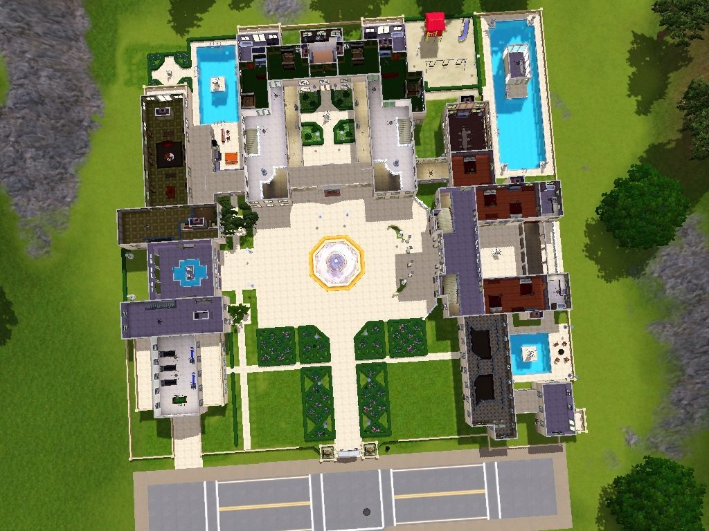 29 Artistic Floor Plans Of Mansions home design 3d