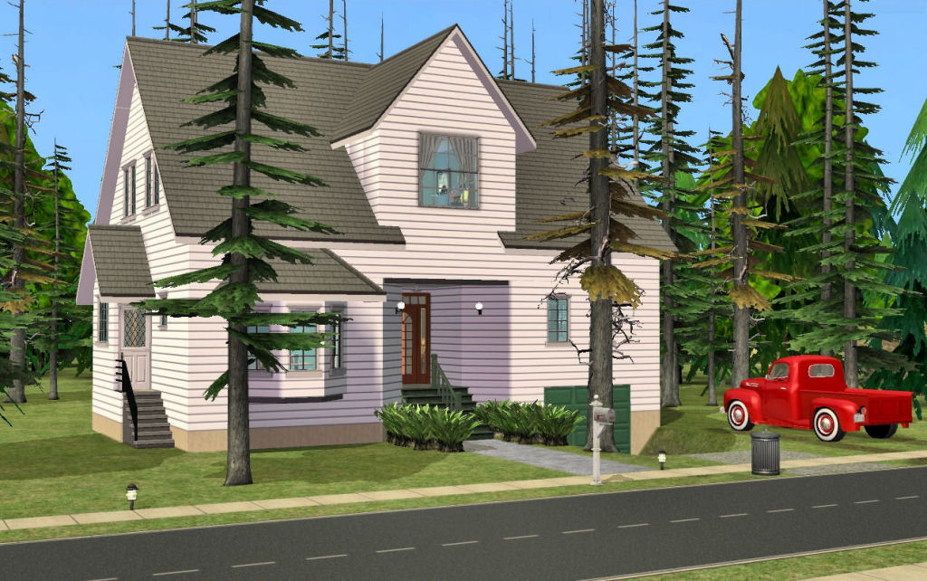 Mod The Sims Twilight Bella Swan S House
