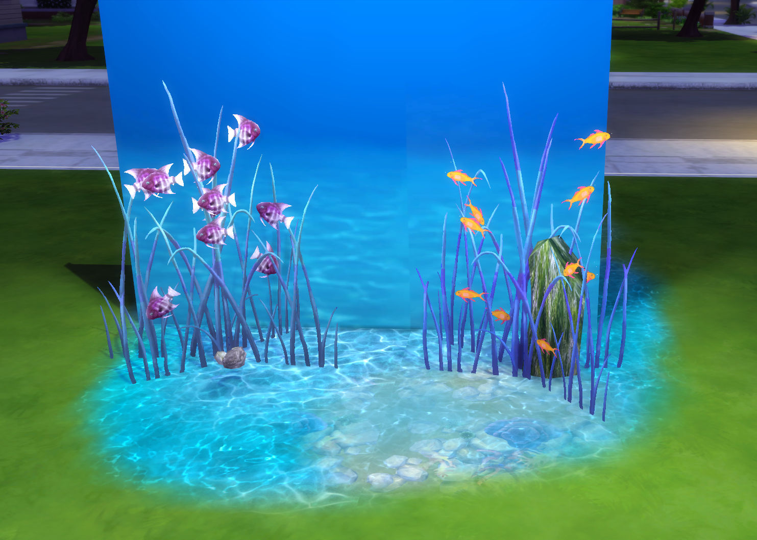 Mod The Sims Under The Sea Part Ii Underwater Walls