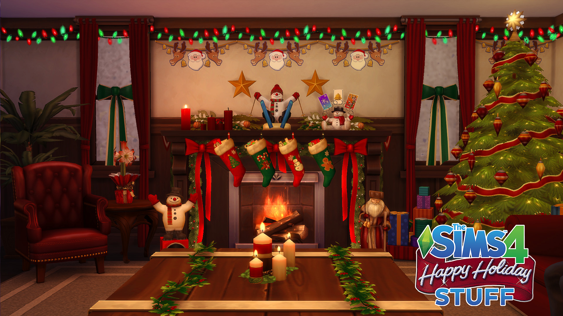 Sims 4 Christmas Update 2020 Mod The Sims   *08/08/2020 UPDATE* The Sims 4 Happy Holiday Stuff!