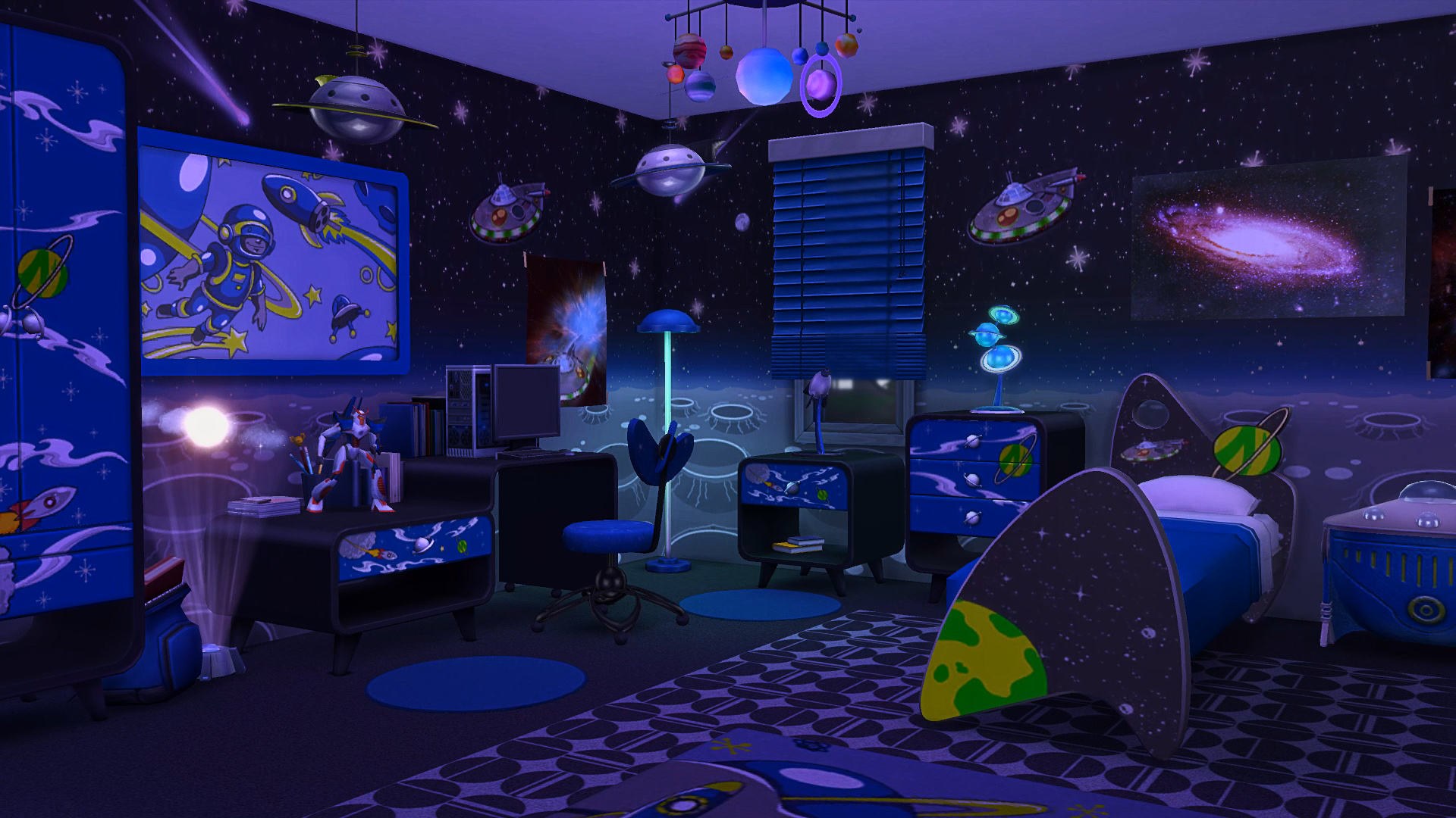 Mod The Sims 10 08 20 Update The Sims 4 Andromeda Bedroom Set