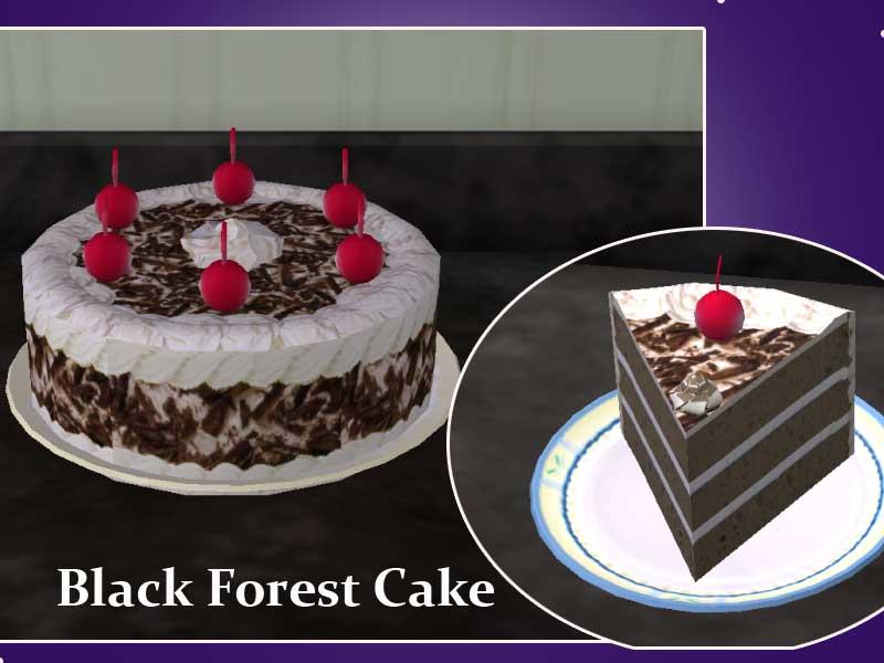Portal Cake Polycount