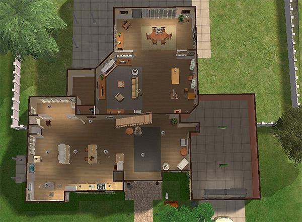 Mod The Sims Wisteria Lane Mayer House