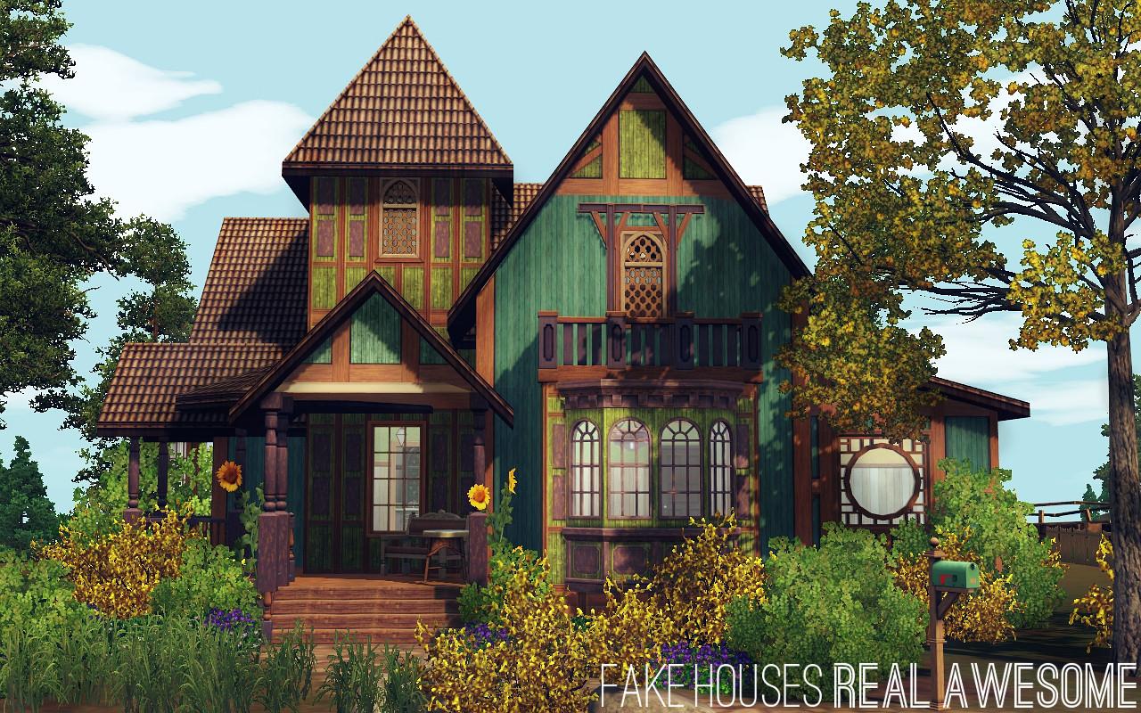 Mod The Sims Pennyjoy No Cc 3 Bd 1 Ba