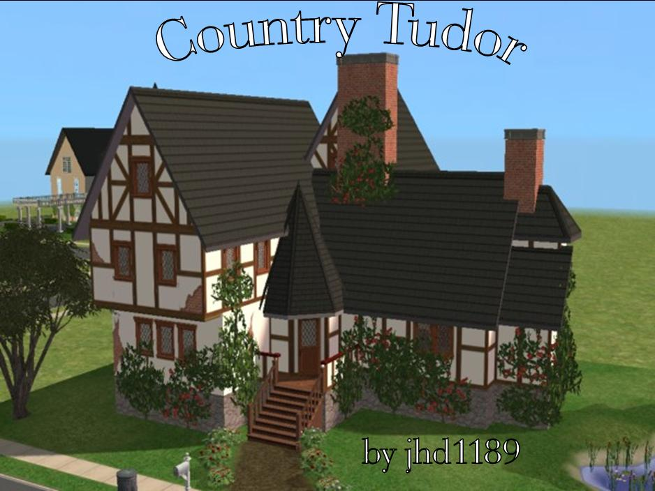 ModTheSims - Country Tudor