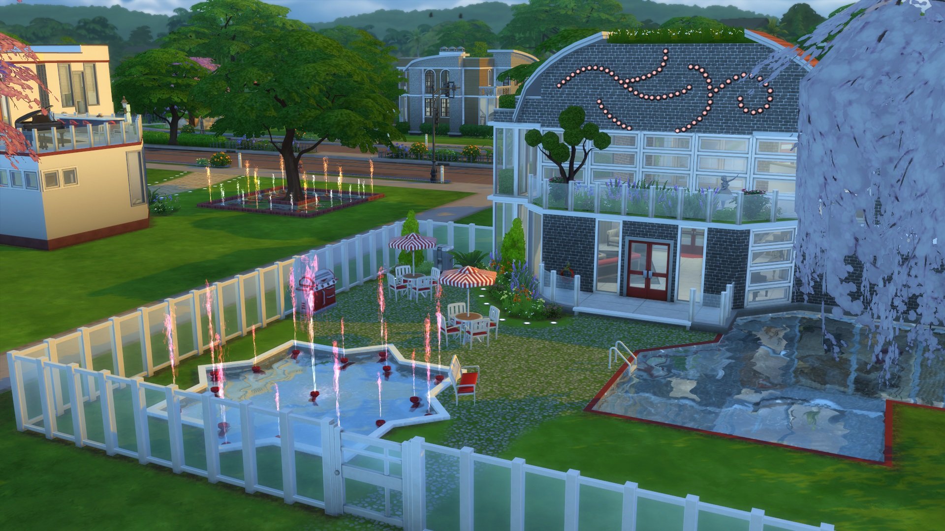 Mod The Sims Newcrest Filled