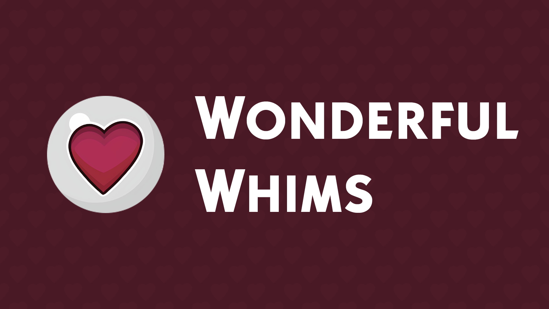 ModTheSims - WonderfulWhims