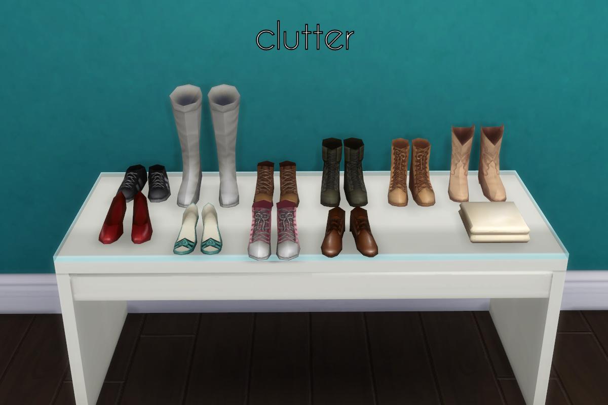 Mod The Sims Halcyon Closet System