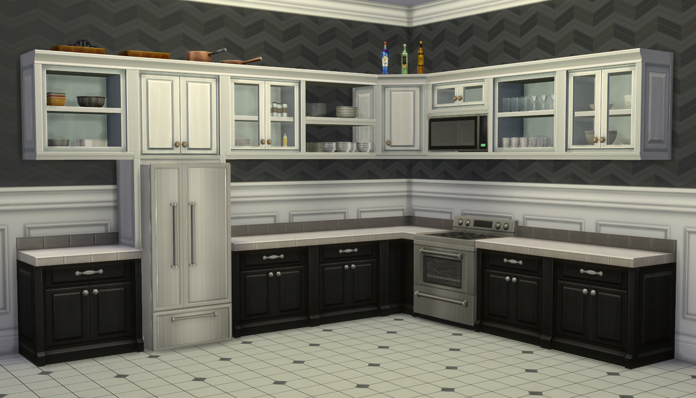 S Cargeaux Cabinets Add Ons