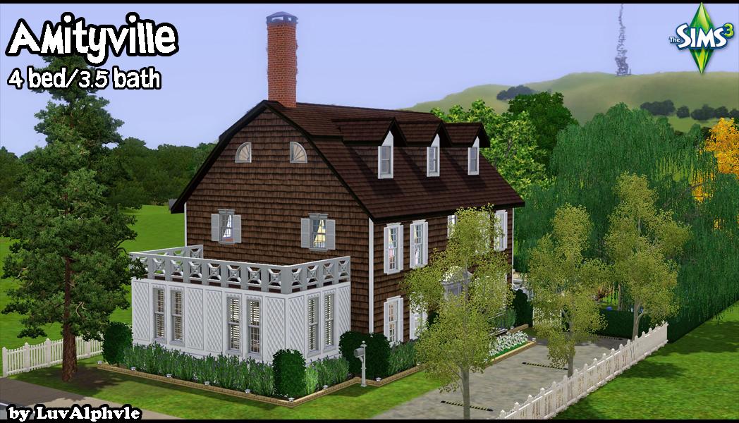 Mod The Sims Amityville