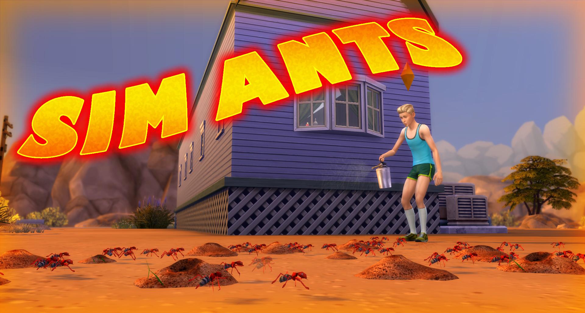Sim Ants